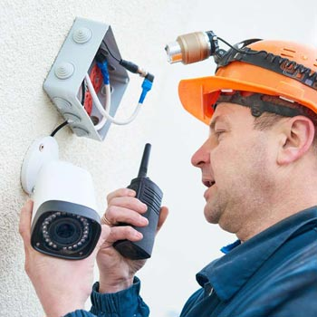 Newport County business cctv system repairs